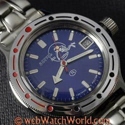 Vostok Amphibia Review