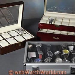 How to Choose a Watch Box