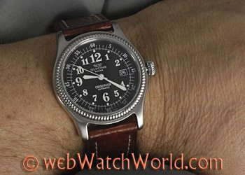 Glycine Observer Watch Review