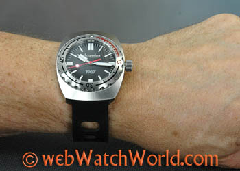 Vostok 1967 Amphibia Review
