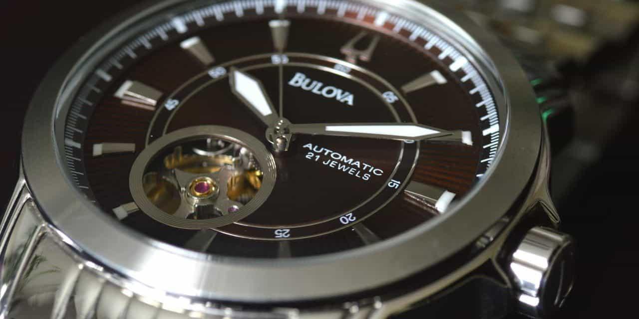 Bulova 96A101 Automatic Review