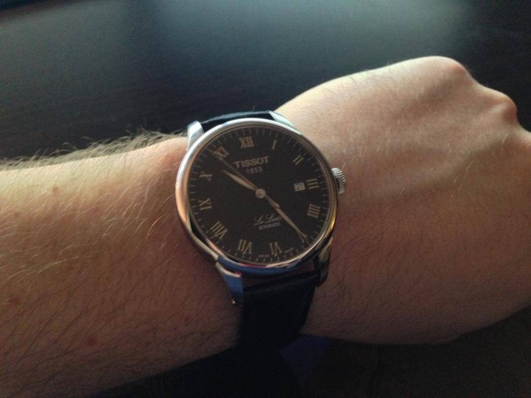Tissot Le Locle Review Reviews By Wyca