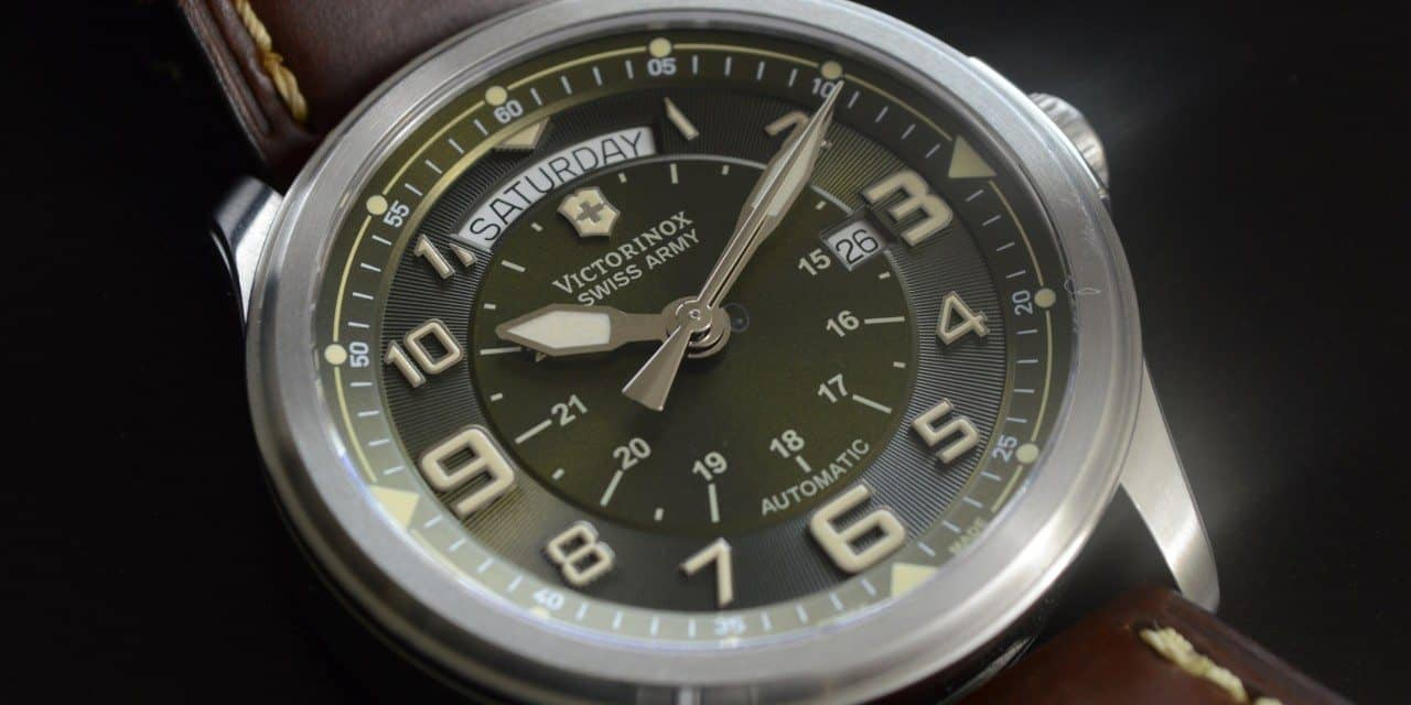 Victorinox Infantry Vintage Mechanical Review