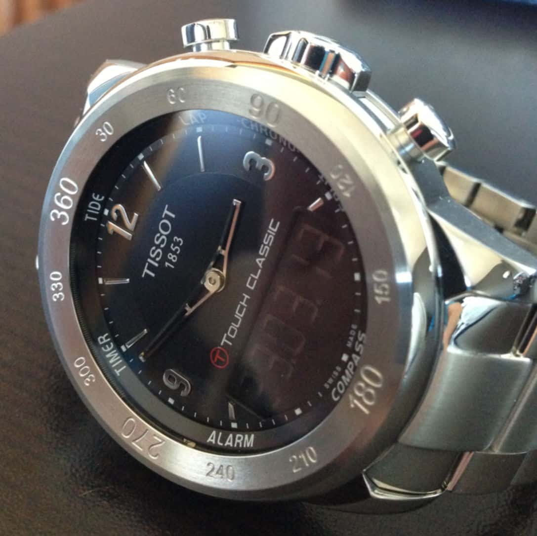 Tissot T Touch Classic Review Watch Reviews Wyca