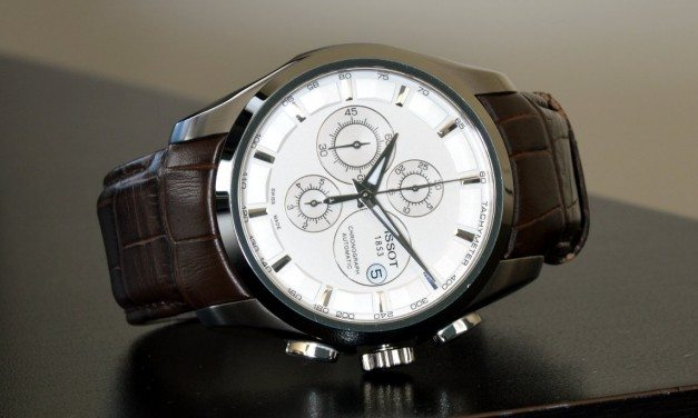 Tissot Couturier Automatic Review