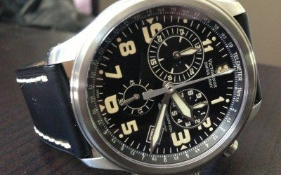 Victorinox Infantry Vintage Chronograph Review
