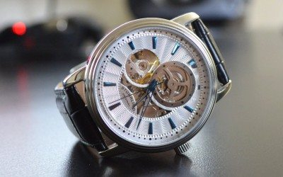 Stuhrling Original Delphi Acheron Review