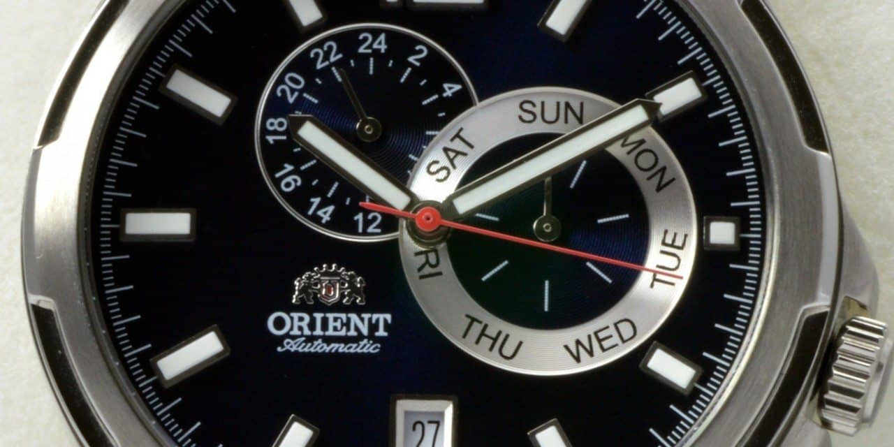 Orient Leo FET0L002D0 Review