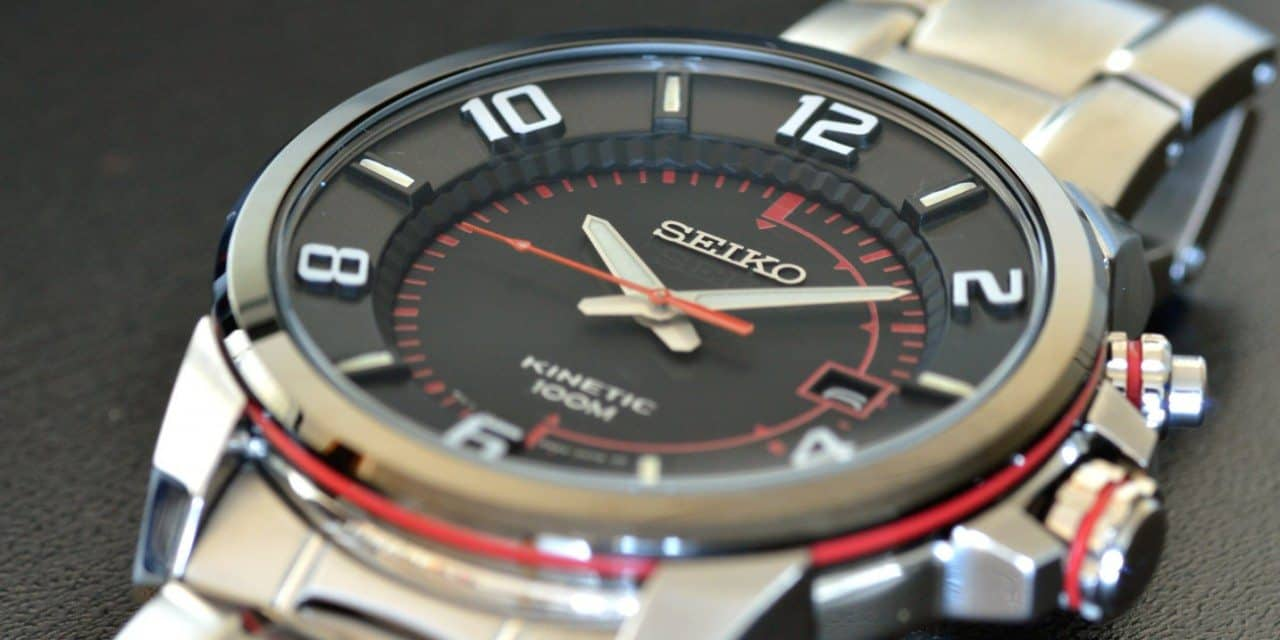 Seiko Kinetic SKA553 Review