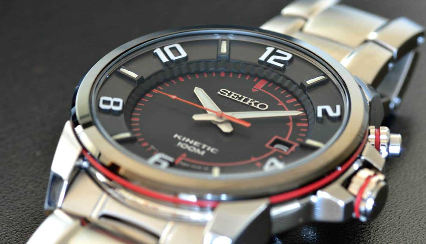 Seiko SKA553 Kinetic Movement Review | Reviews by WYCA