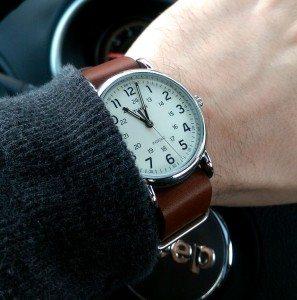Timex Weekender T2P495 Wrist Shot