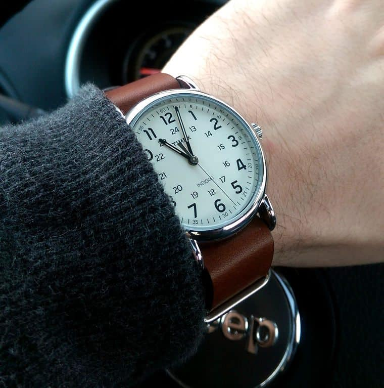 Timex Weekender 40 Review Reviews By Wyca