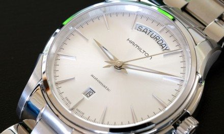 Hamilton Jazzmaster Day/Date Automatic Review