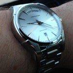 Hamilton Jazzmaster Day/Date H32505151 Wrist Shot