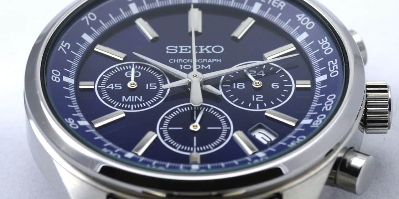 Seiko SSB039 Review