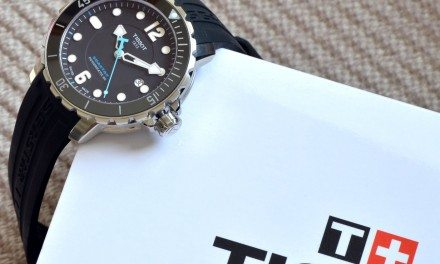 Tissot Seastar Powermatic 80 Review