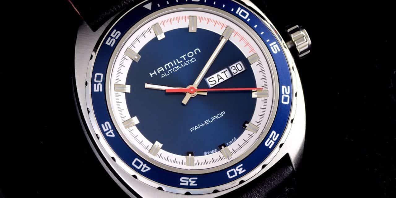 Hamilton Pan-Europ Review
