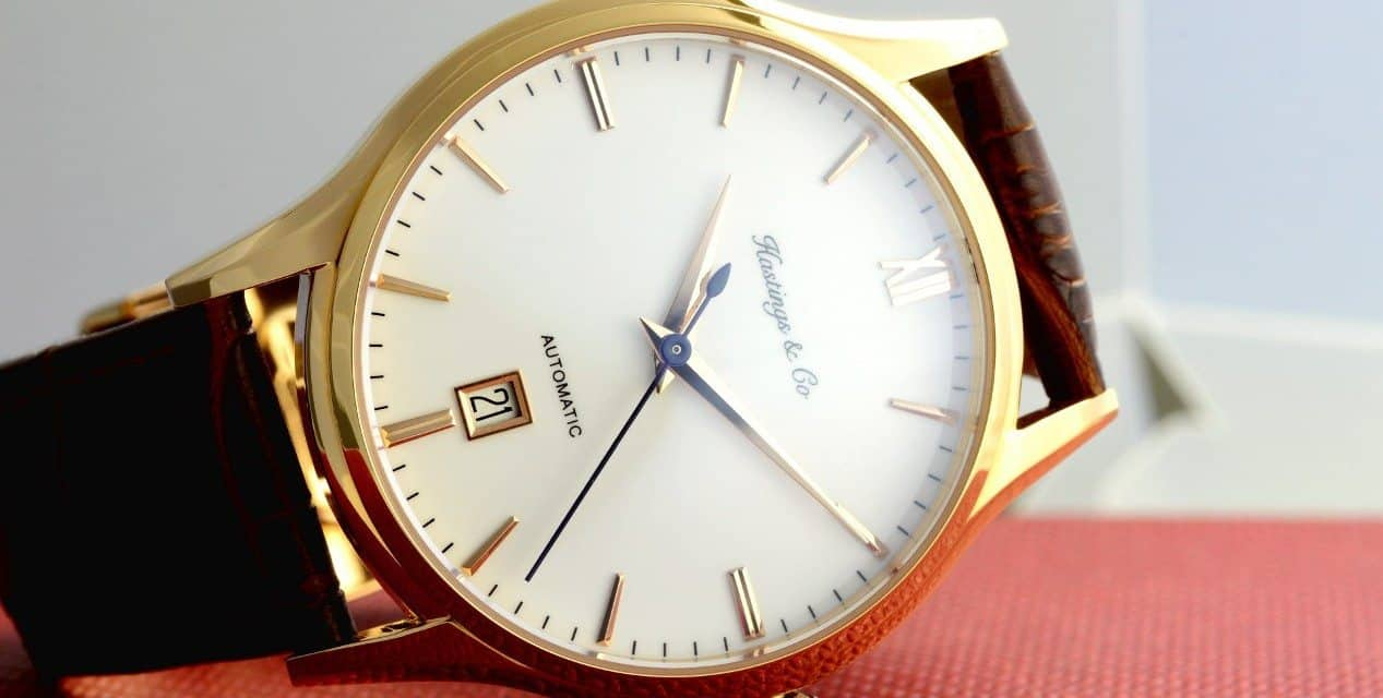 Hastings & Co. Heritage Edition Pre-Production Model Review