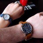 Timex Weekender Wrist Chronograph & Tiimex Weekender Reversible Cheesy Shot 01