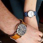 Timex Weekender Chronograph & Tiimex Weekender Reversible Cheesy Wrist Shot 02