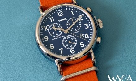 Timex Weekender Chronograph Review