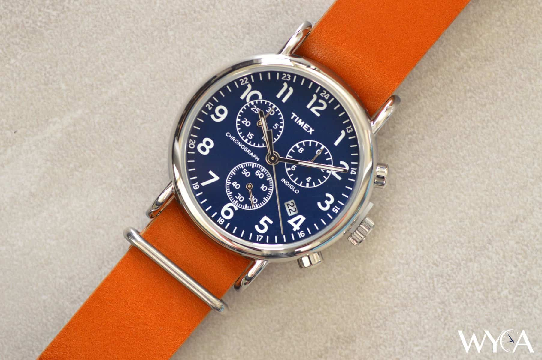 eef9f1209 Timex Weekender Chronograph Review | Reviews by WYCA