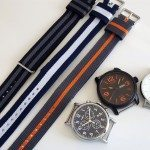 Three Watches, Three Nato Straps
