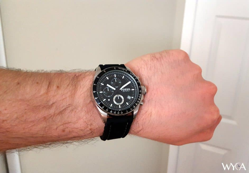 Fossil Decker Chronograph Review