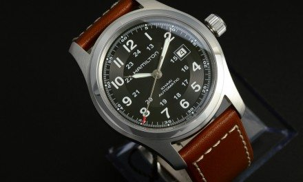 Hamilton Khaki Field Automatic Review