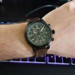 Timex Expedition Field Chronograph Wrist Shot