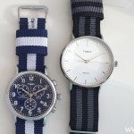 Two Timex's, Two Barton Straps