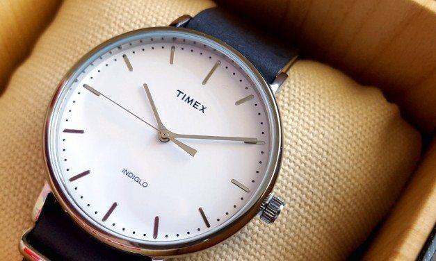 Timex Weekender Fairfield Review