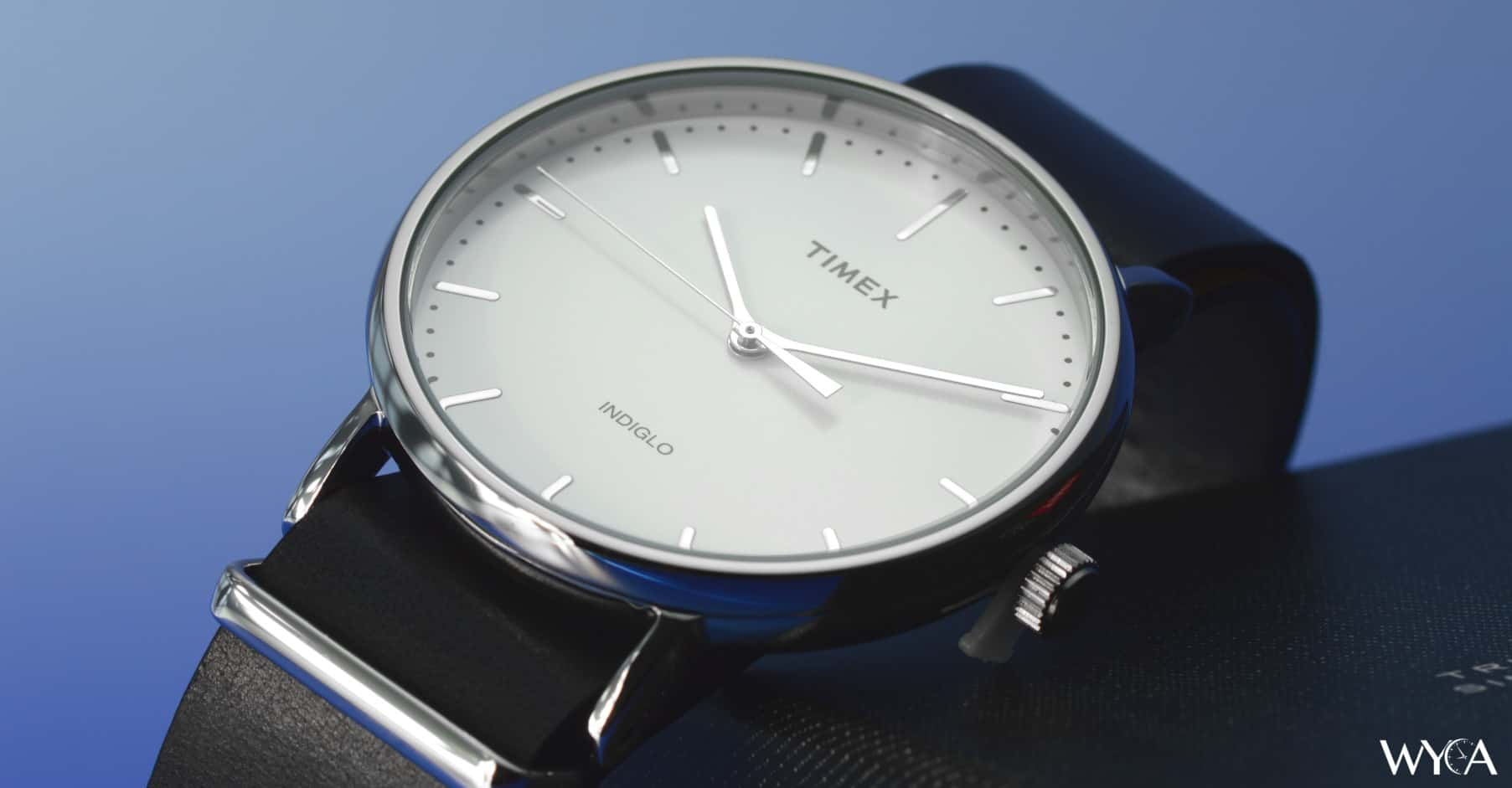 Timex weekender fairfield review watch reviews wyca The fairfield