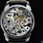 Tissot T-Complication Squelette ETA 6497-1 Movement