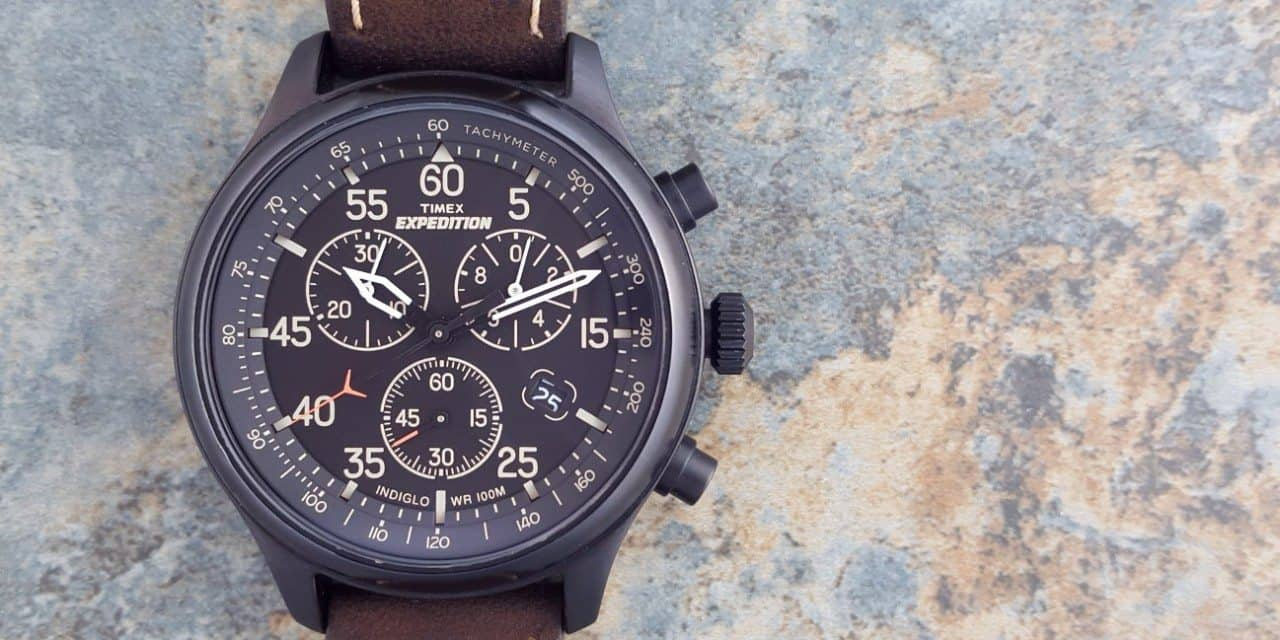 Timex Expedition Field Chronograph Review