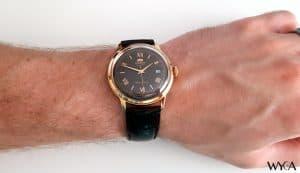 Orient Bambino V2 Wrist Shot