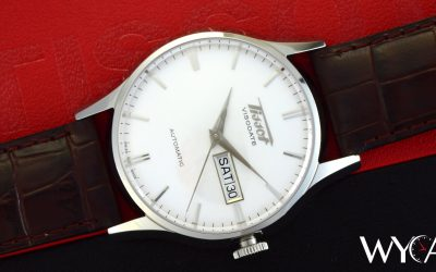 Tissot Visodate Heritage Review