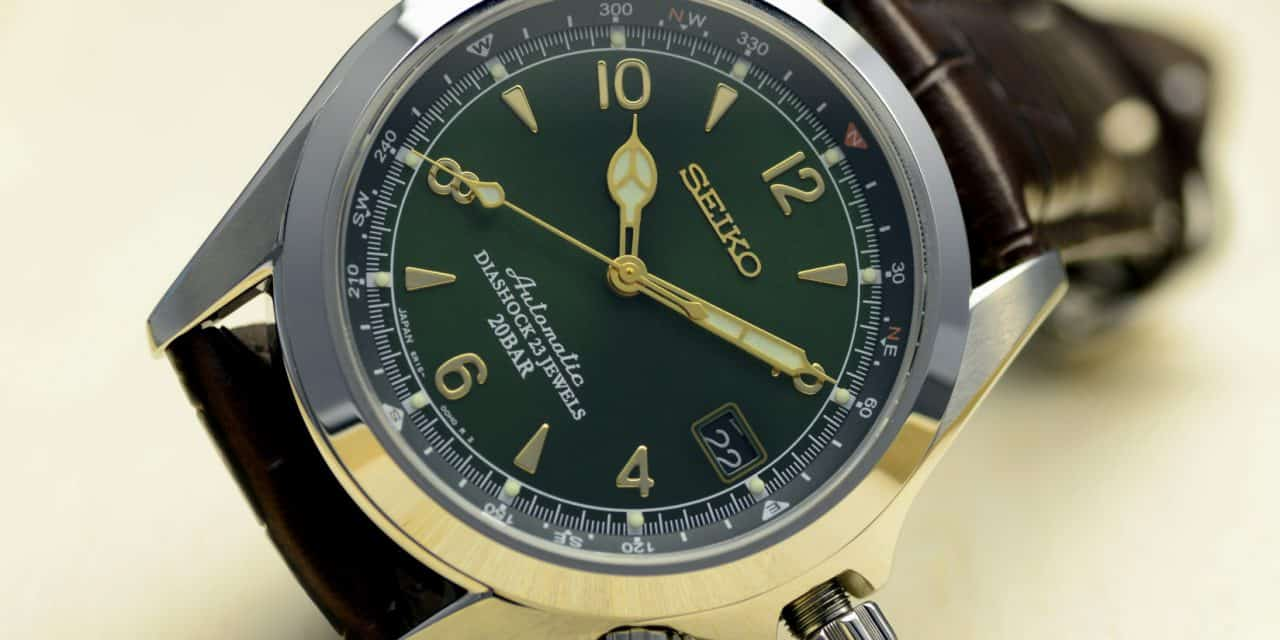 Seiko SARB017 Alpinist Review | Reviews by WYCA