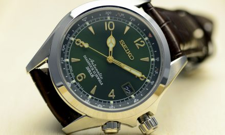 Seiko Alpinist SARB017 Review