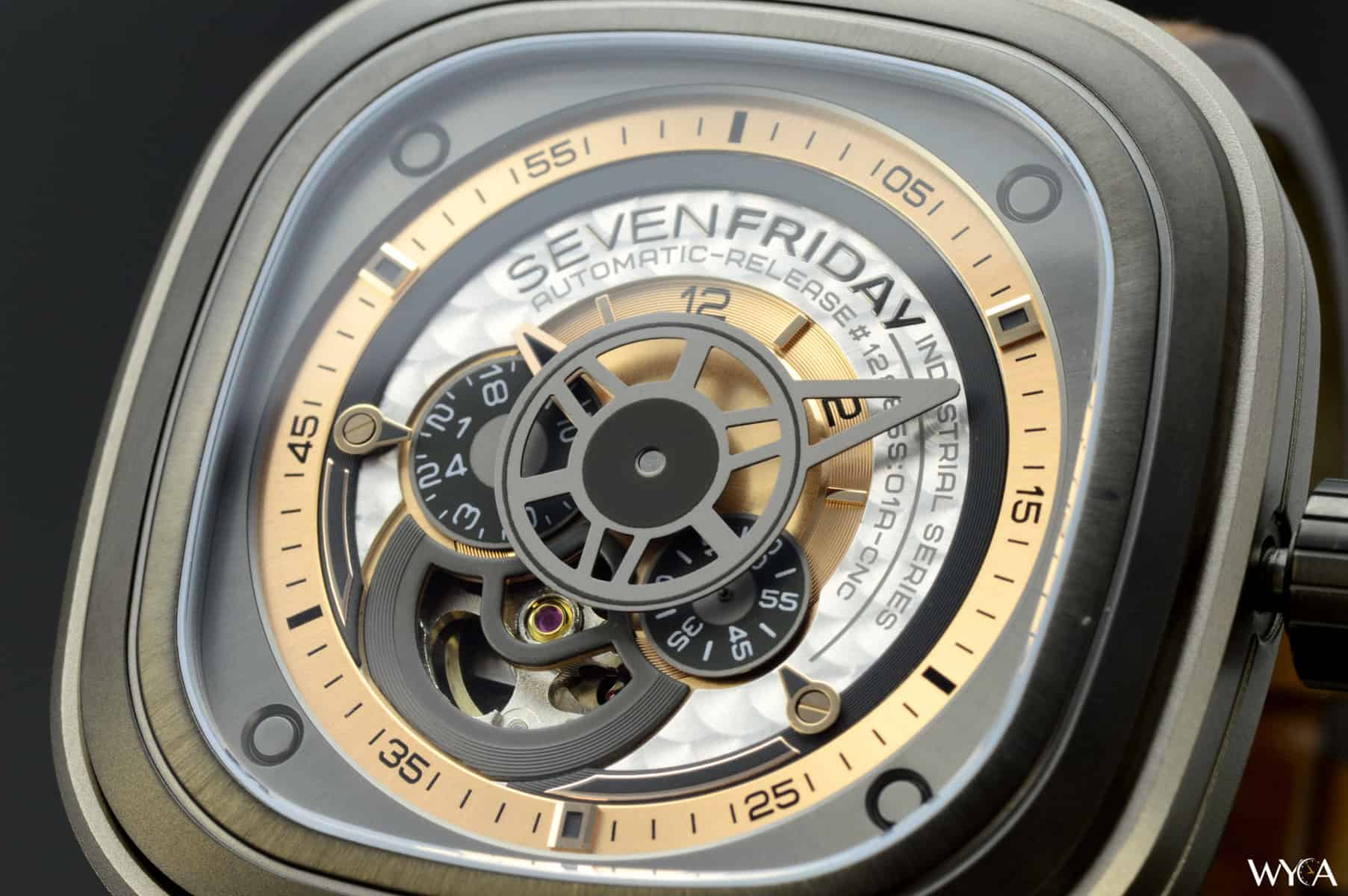 SEVENFRIDAY P-Series P2/01 Watch Review