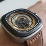 SevenFriday P2/01 Wrist Shot