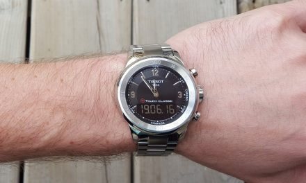tissot t touch classic manual