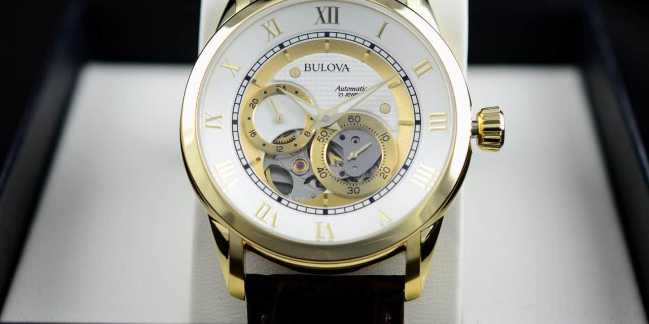 Bulova 97A121 Automatic Review