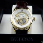 Bulova 97A121 Automatic in Box
