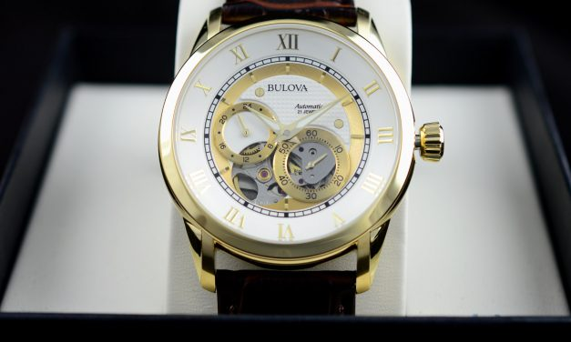 Bulova 97A121 Automatic Review