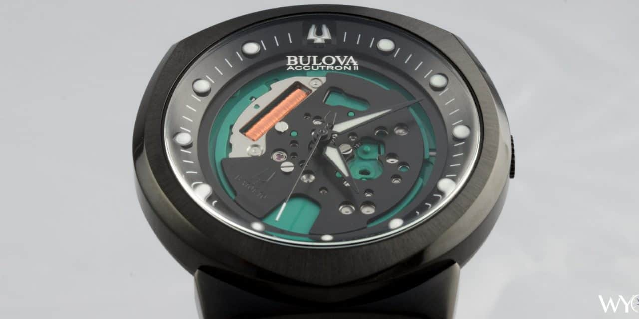 ff4b4108b Bulova Accutron II Alpha 98A136 Review | Reviews by WYCA