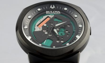 Bulova Accutron II Alpha 98A136 Review