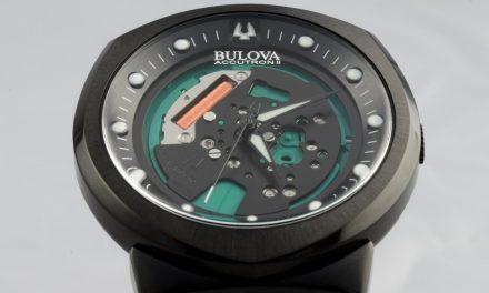 Bulova Accutron II Alpha 98A136 Review