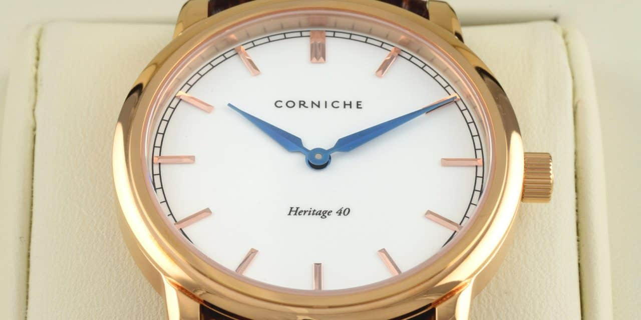 Corniche Heritage 40 Review