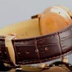 Corniche Men's Heritage 40 Strap & Clasp